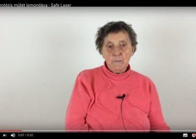 Térdkopás idős korban