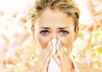 Allergia kezelése