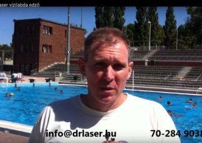 vízilabda edző